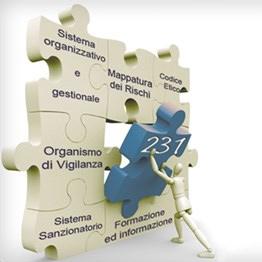 sicurezza sul lavoro legge 231
